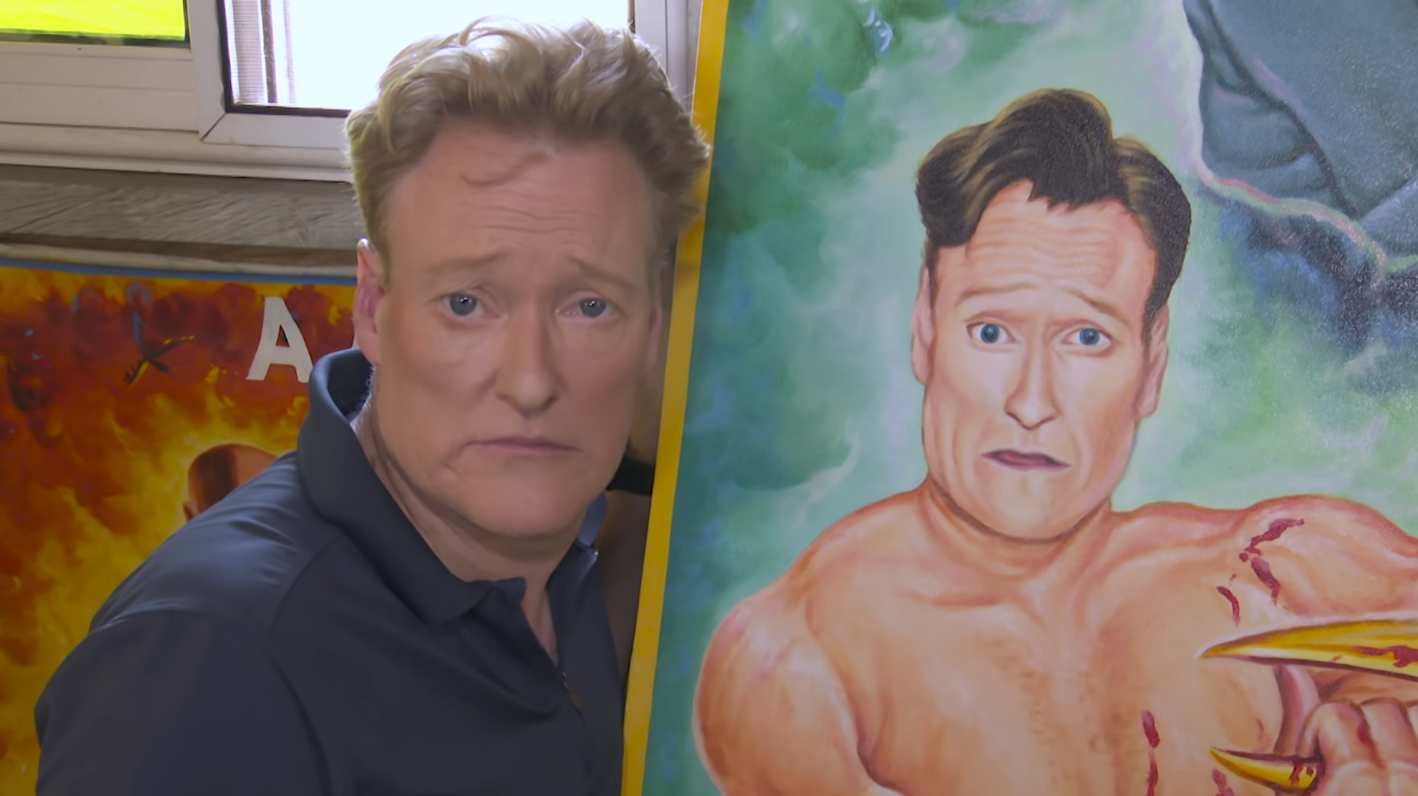 Watch Conan Become Its Ghanaian Movie Poster
