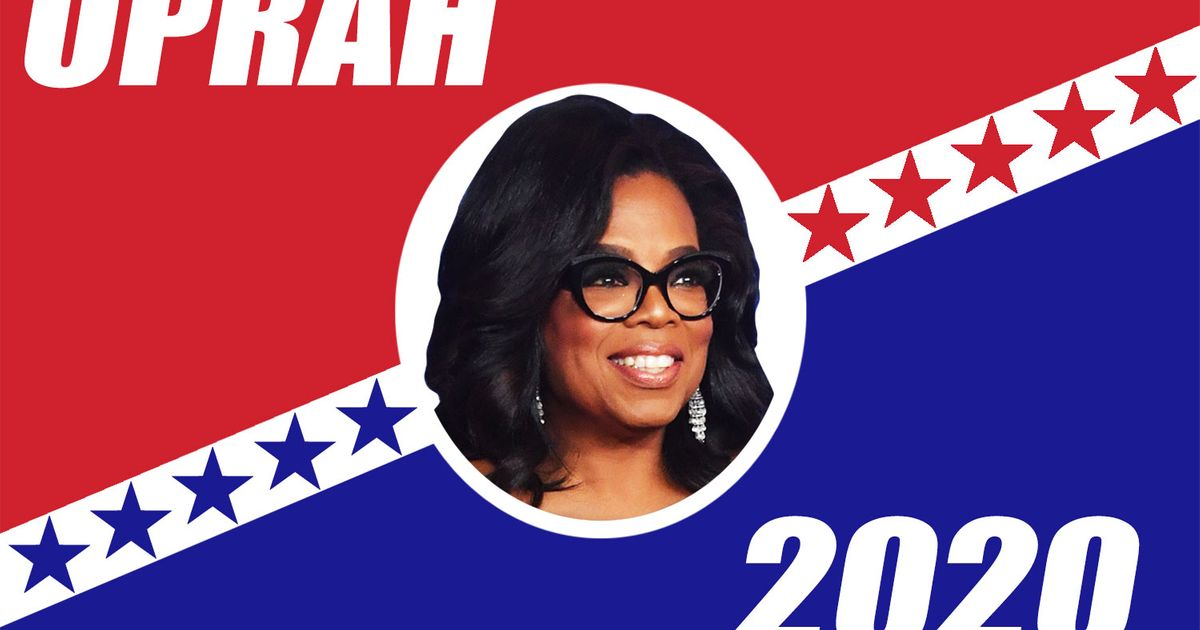 We Should Take Oprah 2020 Seriously, But Not Literally