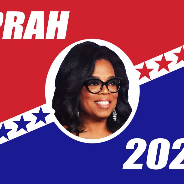 Image result for oprah presidential campaign