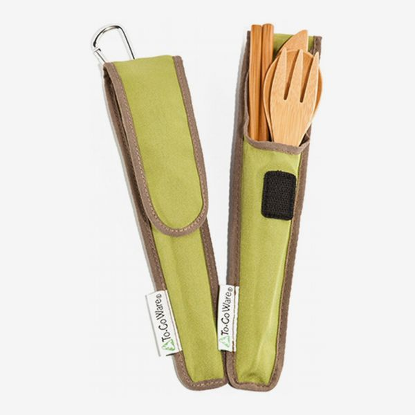 To-Go Ware Bamboo Travel Utensils