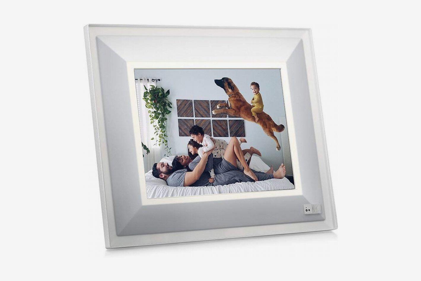 """Aura 9.7"""" Frame in Quartz"""