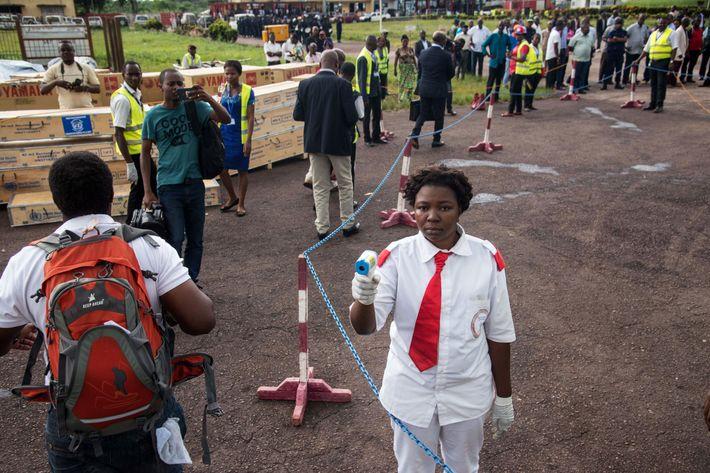 Ebola Patients Escape Hospital, Increasing Fear of Outbreak