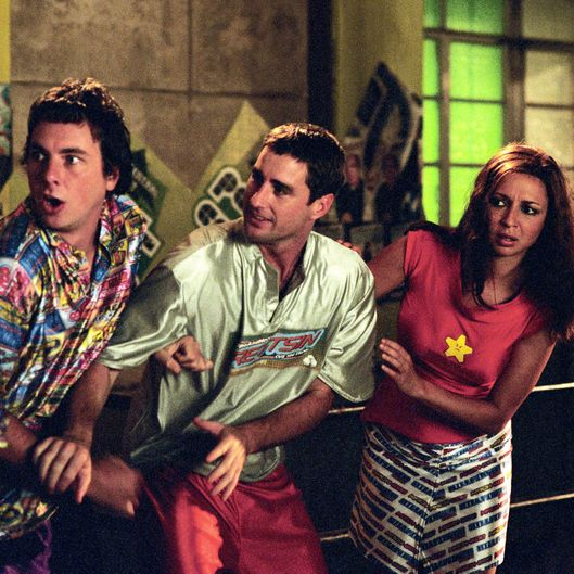 IDIOCRACY, Dax Shepard, Luke Wilson, Maya Rudolph, 2006. TM & ©20th Century Fox. All rights reserved./courtesy Everett Collection