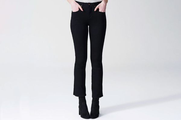 Universal Standard Marne Bootcut Jeans