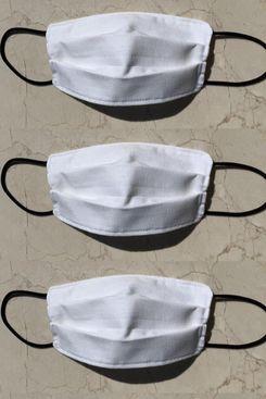 Nia Thomas New York 100% Cotton Face Mask (3-Pack)