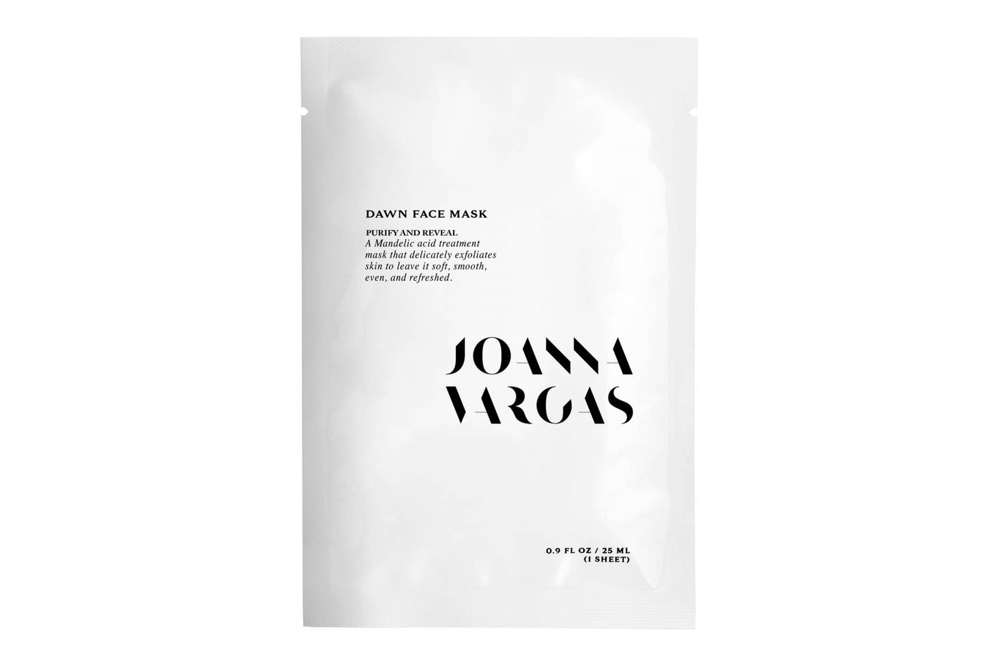 Joanna Vargas Dawn Face Mask Dawn
