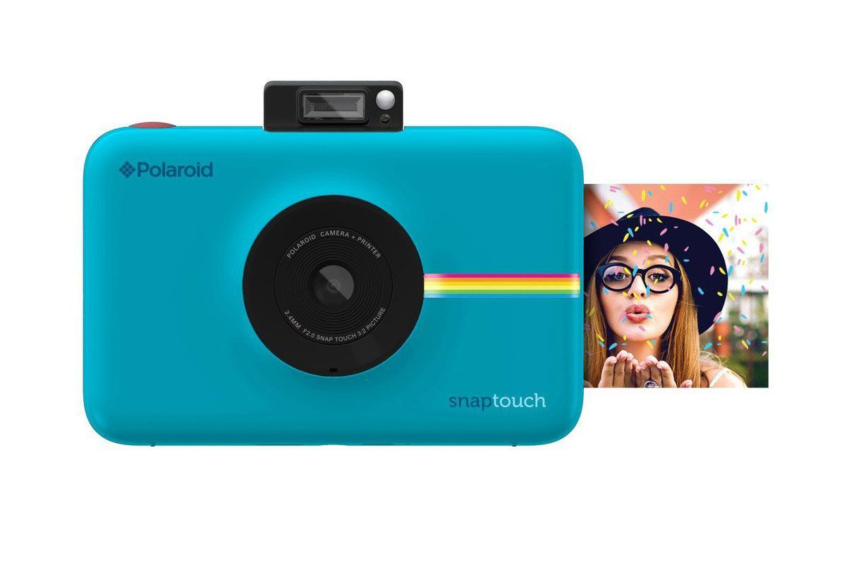 Polaroid Snap Touch Instant-Print Digital Camera