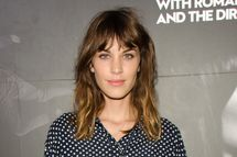 Alexa Chung attends Roman Coppola, W Hotels + Intel Launch Innovative Film Series, Four Stories at W New York - Downtown on August 9, 2012 in New York City