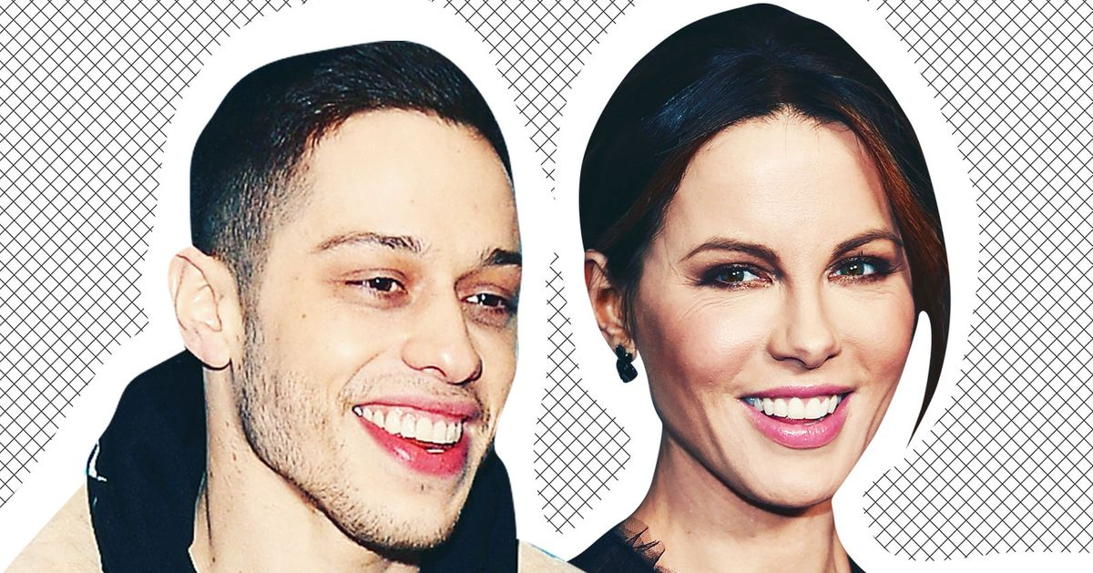 Sounds Like Kate Beckinsale and Pete Davidson Are Cooling Off