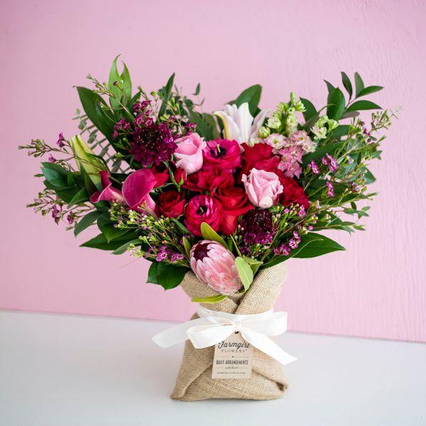 Farmgirl Flowers XO