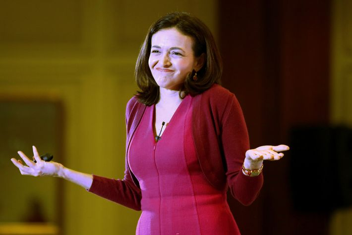 Sheryl Sandberg once made a mistake.