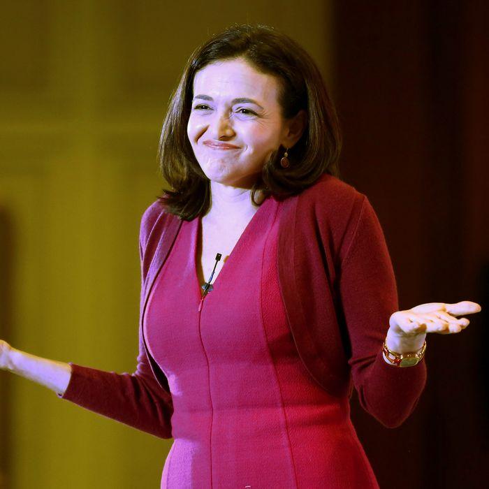 Sheryl Sandberg once made a mistake.