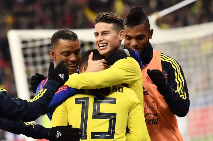 629f9c9b9 Photo: CHRISTOPHE SIMON/AFP/Getty Images. Colombia – Having a Great ...