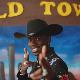 Lil Nas X, Billy Ray Cyrus Riiiiiide 'Til They Can't No More in 'Old Town Road' Video