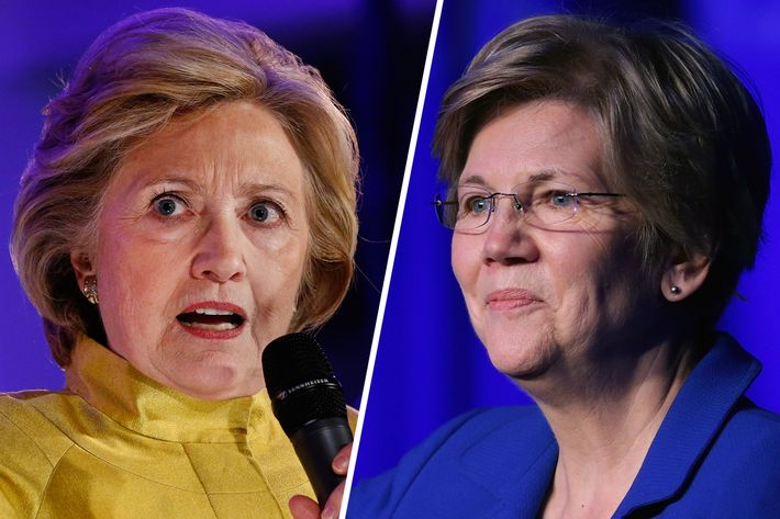 Warren could prevent a party rift before it happens while reinforcing the historic nature of Clinton's candidacy.