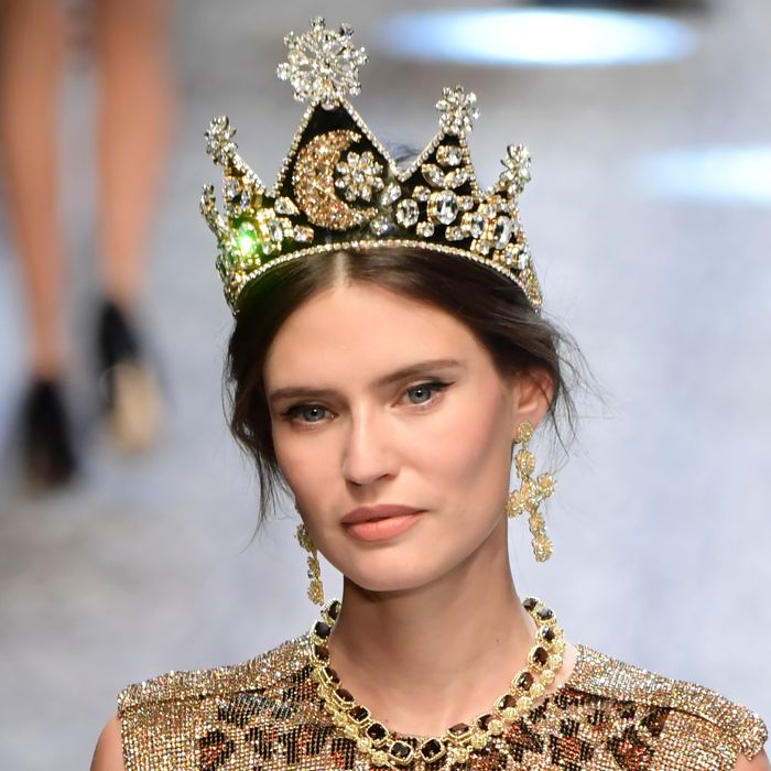 3e86a1a26500 Dolce and Gabbana Put on One of the Most Epic Shows of All Time