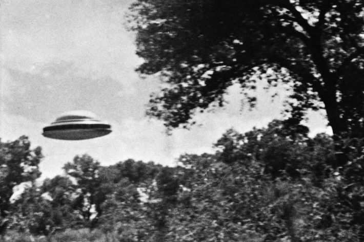 The End of UFOs