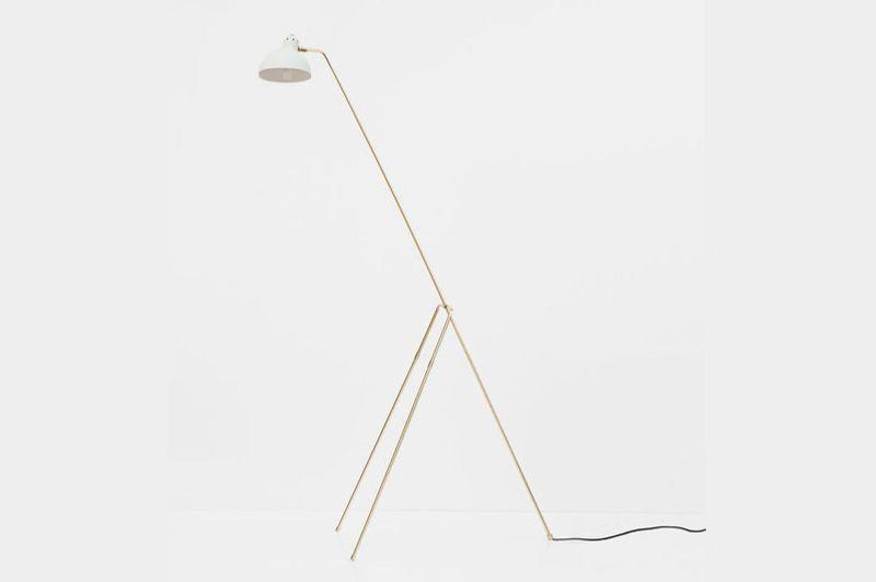 Lambert et Fils Grue Floor Lamp