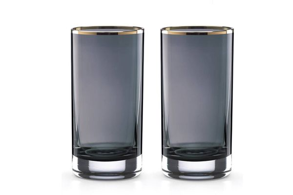 Kate Spade Set of 2 Highball Glasses