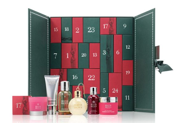 MOLTON BROWN LONDON Cabinet of Scented Luxuries Advent Calendar