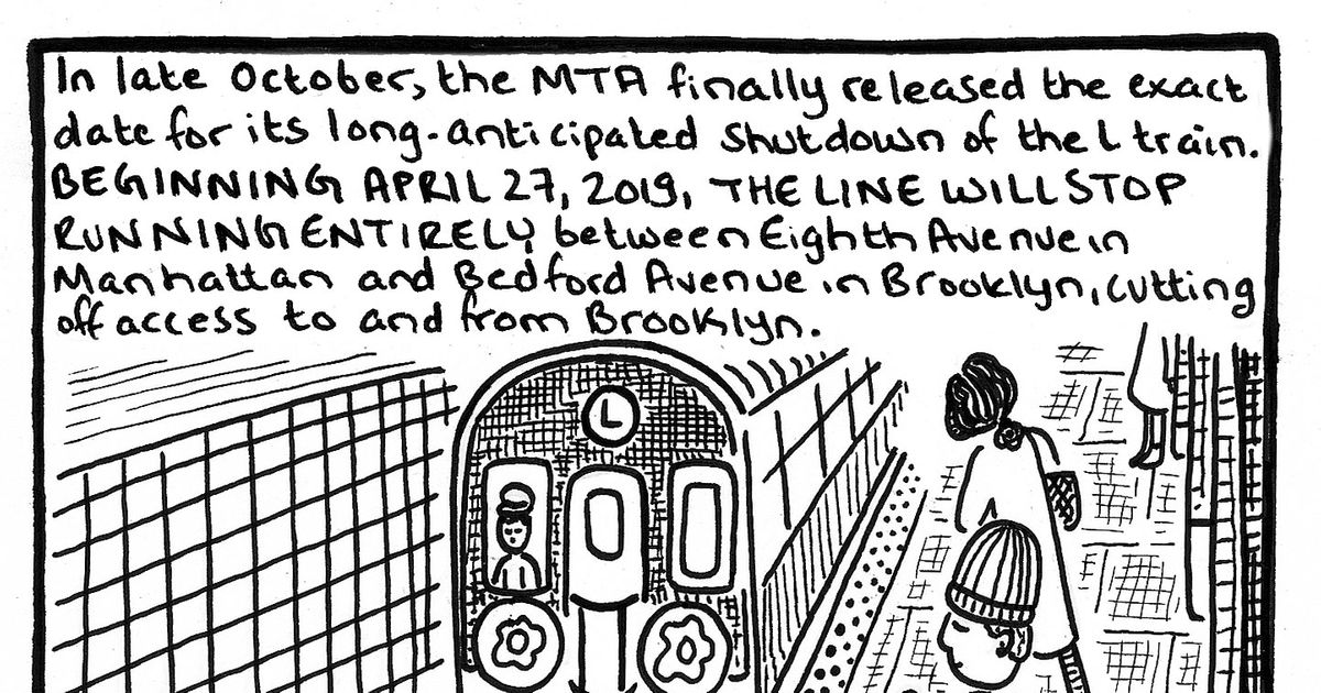 Tales From the Impending L-Train Apocalypse