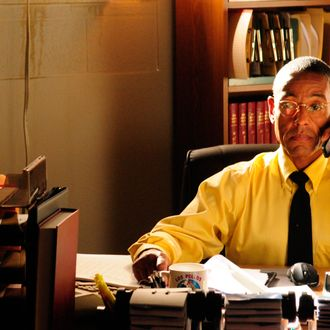 Gus Fring (Giancarlo Esposito) - Breaking Bad - Season 3, Episode 8 - Photo Credit: Ursula Coyote/AMC