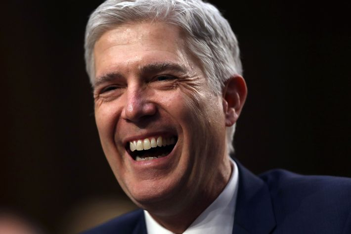 Senate confirms Trump pick Neil Gorsuch to Supreme Court