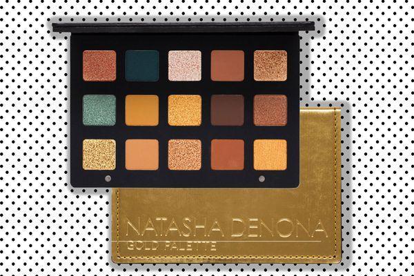 NATASHA DENONA Gold Eyeshadow Palette