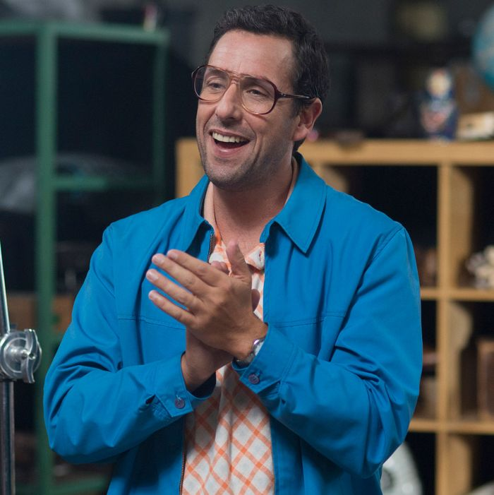 Netflix's Sandy Wexler Is Adam Sandler's Best Movie in Years