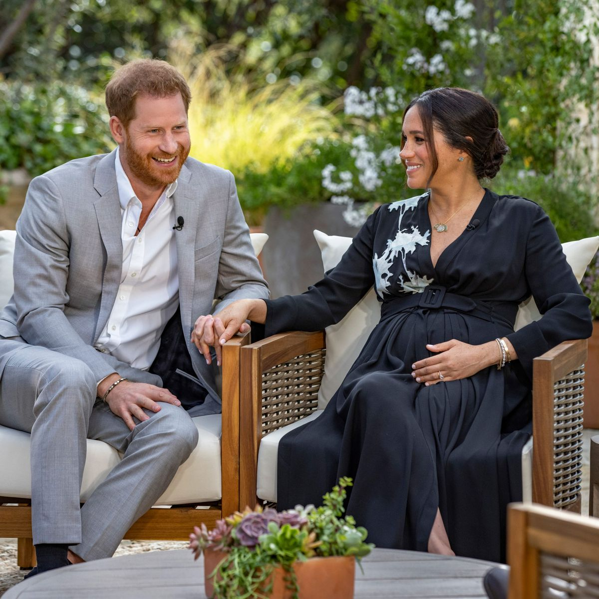 Meghan Markle and Prince Harry Announced First Netflix Show