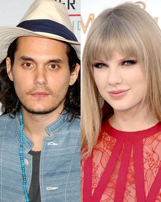 Taylor Swift John Mayer Is Presumptuous For Thinking My Song Is About Him