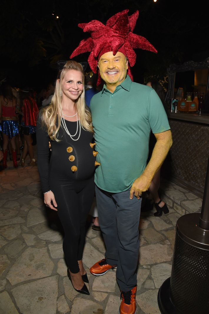 kelsey grammer as sideshow bob is the best halloween costume