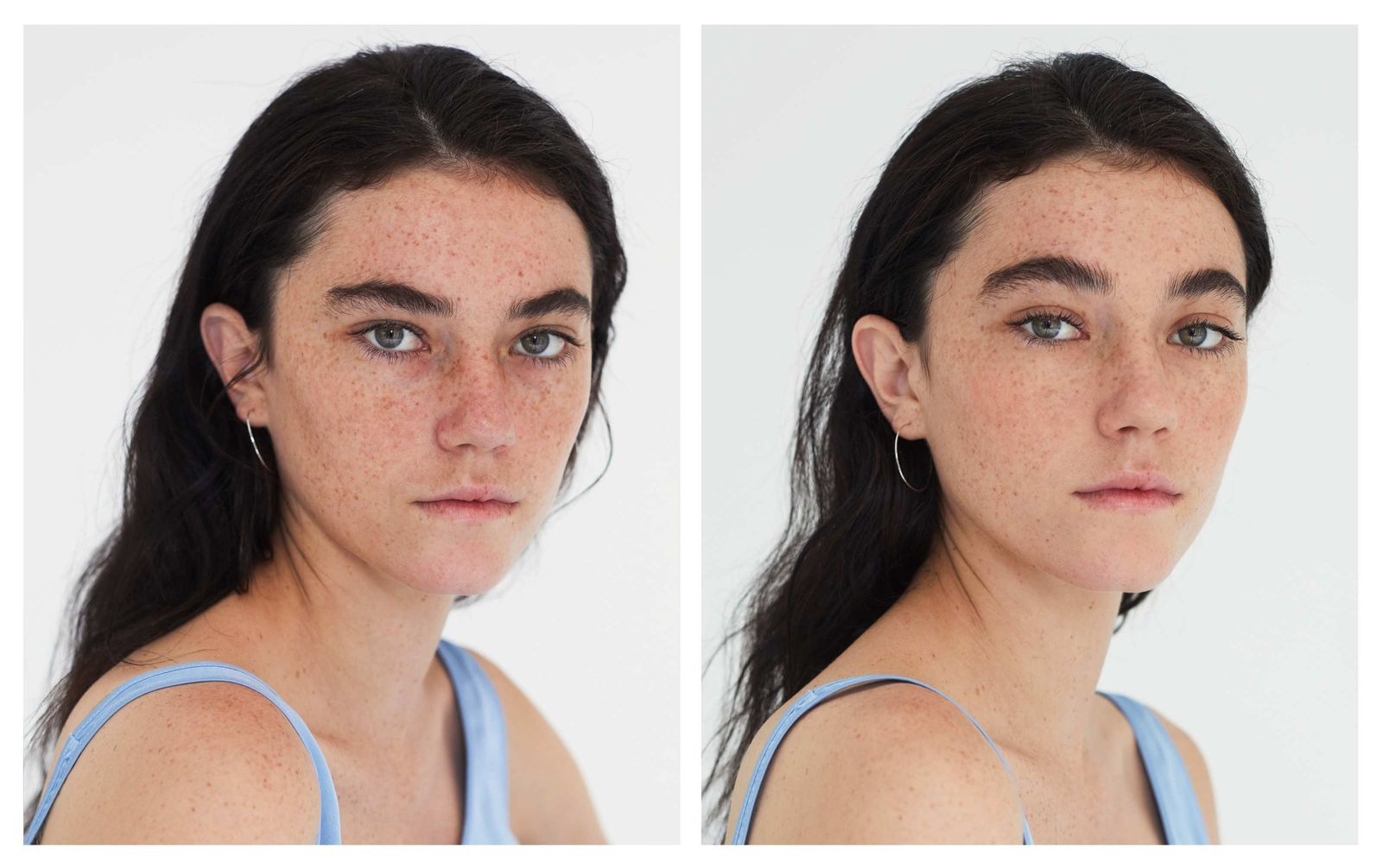 How to Do 'No-Makeup Makeup' When You Have Freckles