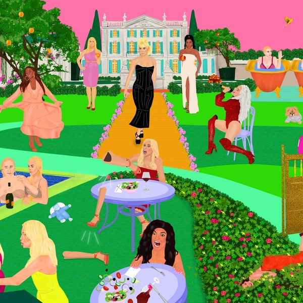 'The Real Housewives,' by Lyne Lucien