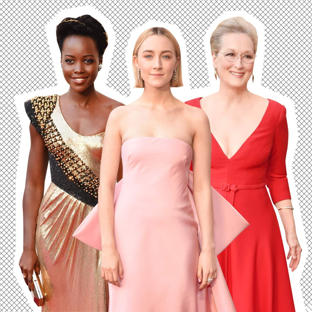See All the Red-Carpet Looks From the Oscars 2018