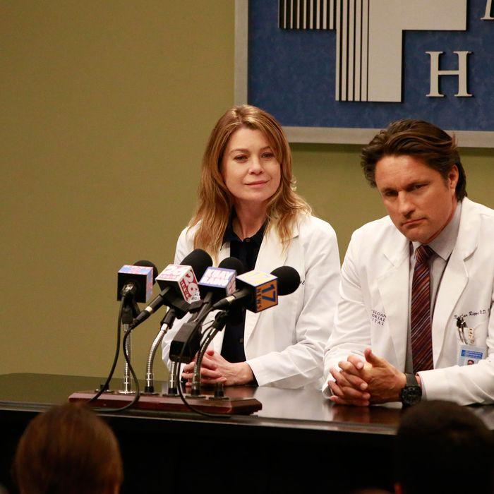 Greys Anatomy Recap Dont Stop Me Now