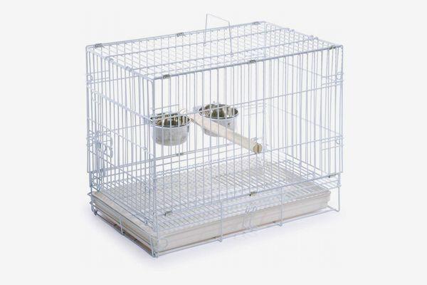Prevue Hendryx Travel Bird Cage
