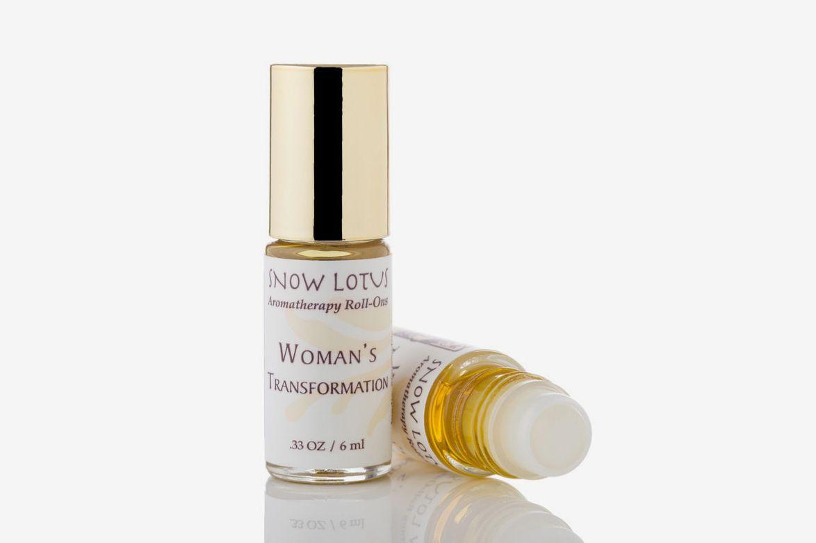 Snow Lotus Woman's Transformation — Esthetic Roll On