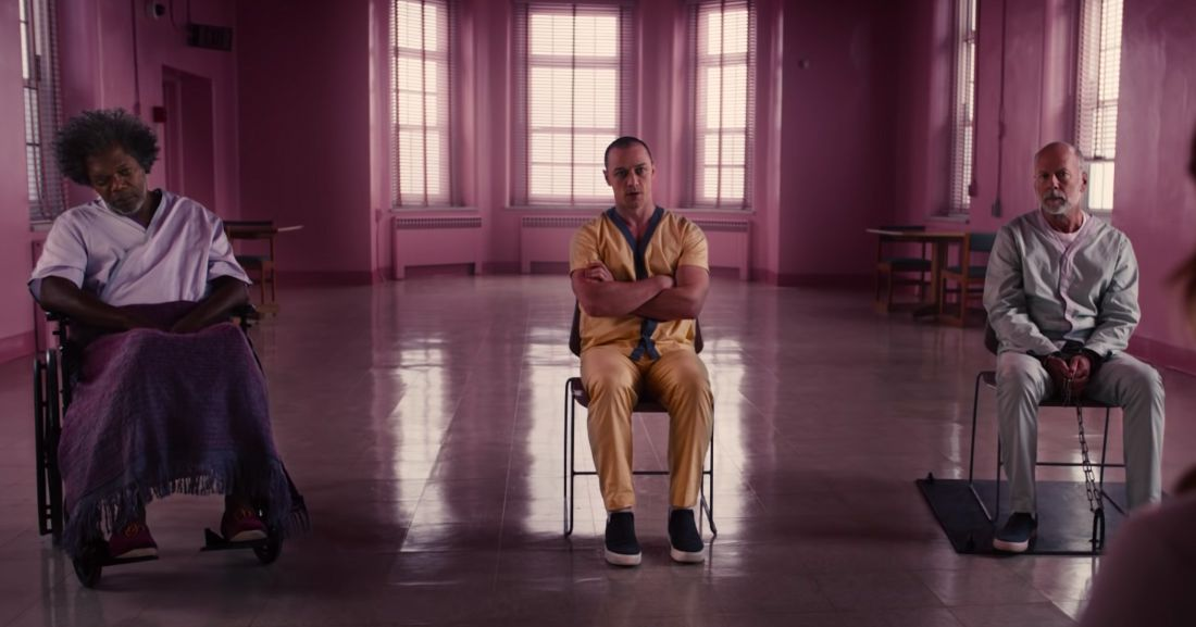 Comic-Con: M. Night Shyamalan Talks Glass and the New Shyamalanaissance thumbnail
