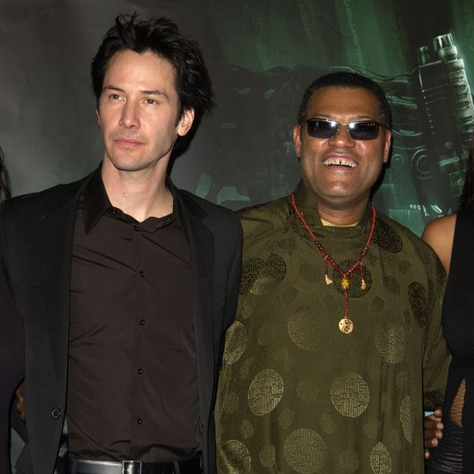 """The Matrix Revolutions"" Premiere"