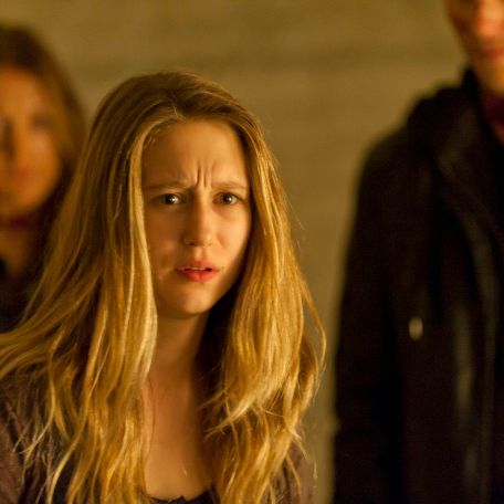 AMERICAN HORROR STORY: Taissa Farmiga in the AMERICAN HORROR STORY episode PIGGY, PIGGY airing Wednesday, Nov. 9 on FX. CR: Ray Mickshaw / FX
