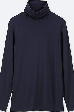 Uniqlo Heattech Turtleneck Long-Sleeve T-shirt