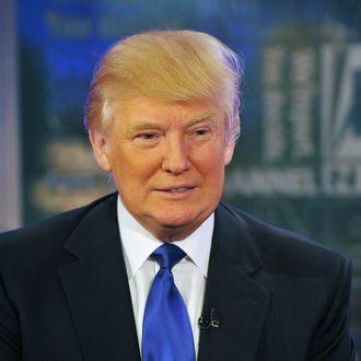 Donald Trump visits