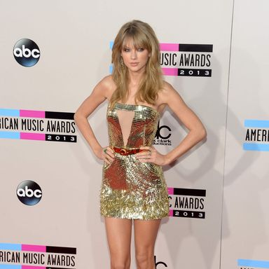 2013 AMERICAN MUSIC AWARDS FASHION - Best Red Carpet