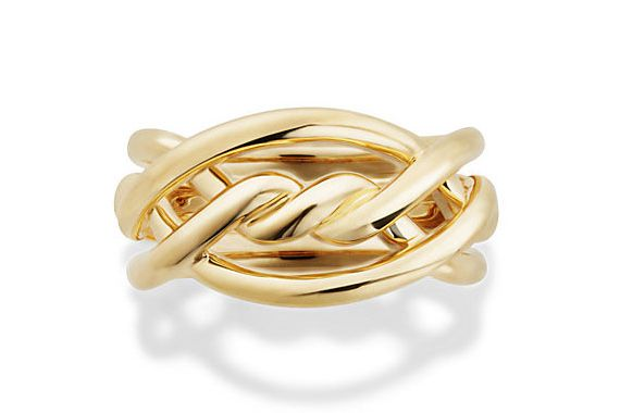 David Yurman Continuance ring
