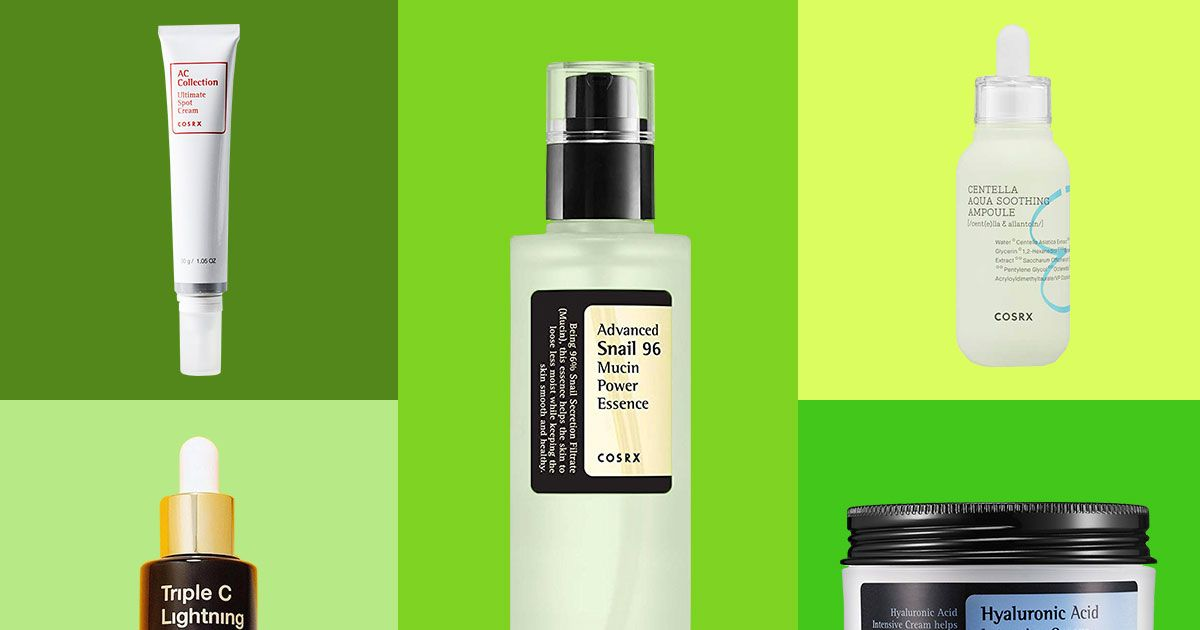 The 12 COSRX Products Every Skin-Care Fiend Should Have