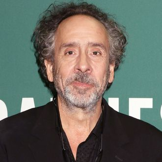 Ransom Riggs And Tim Burton Promote