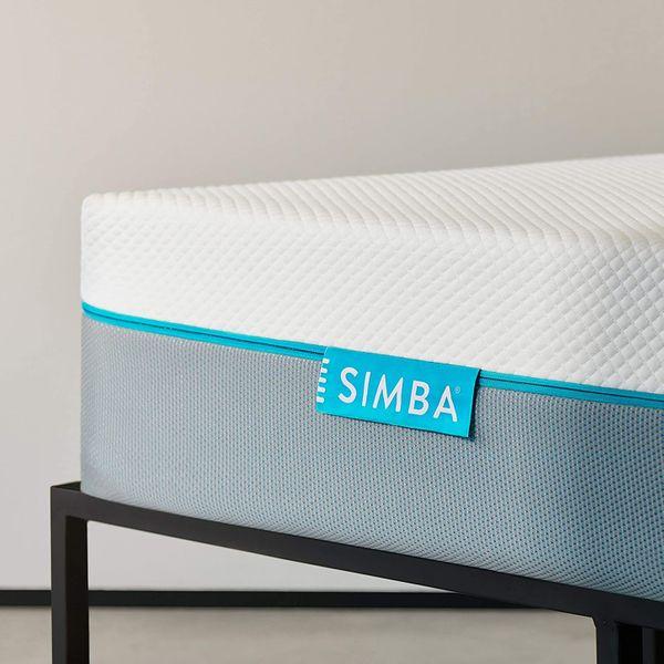 Simba Hybrid Mattress with Foams & Aerocoil