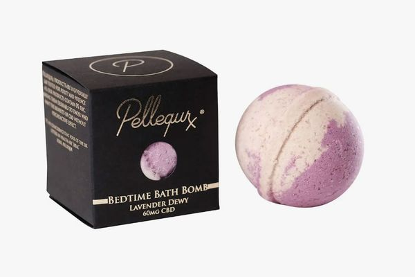 Pellequr Bath Time Bath Bomb, Lavender