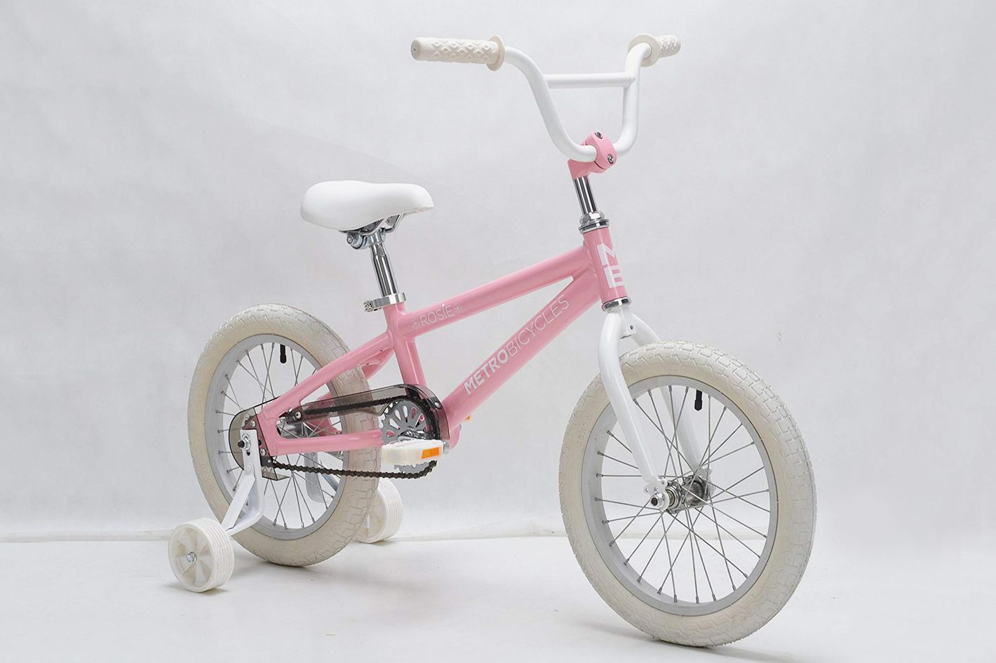 "0b2a94a1ca7 Metro Bicycles Rosie 16"" Kids Bike"